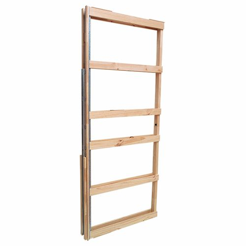 Hume Doors & Timber Evolution Flush Door Cavity Unit - 720mm x 2340mm x 90mm