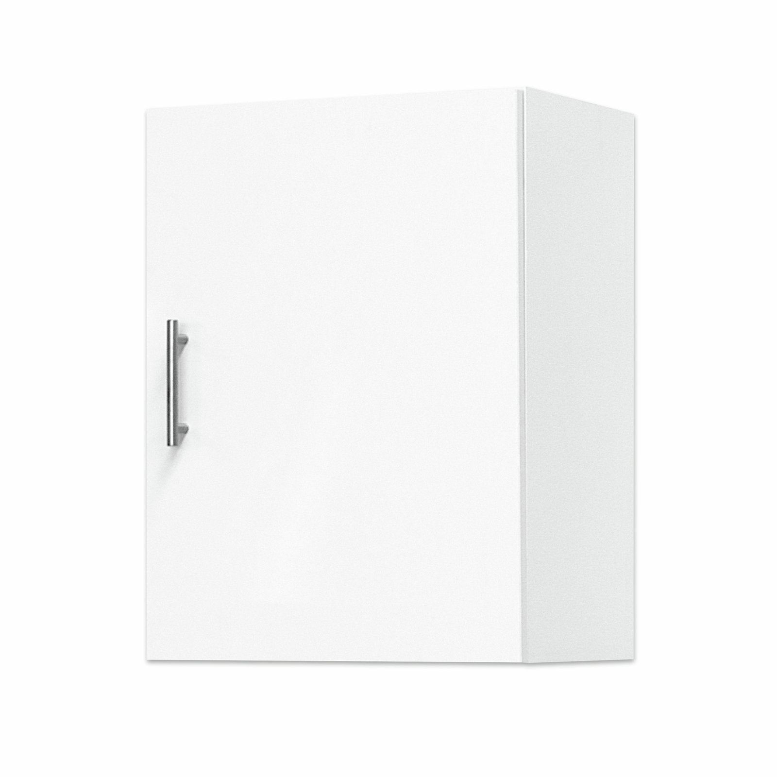 Bedford 450mm White 1 Door High Moisture Resistant Wall Cabinet
