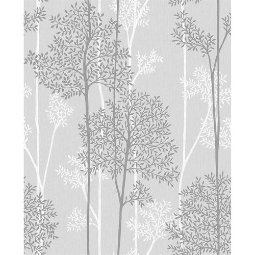 Superfresco Easy 52cm x 10m Grey Eternal Wallpaper