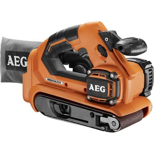 AEG 18V Brushless 75mm Belt Sander - Skin Only