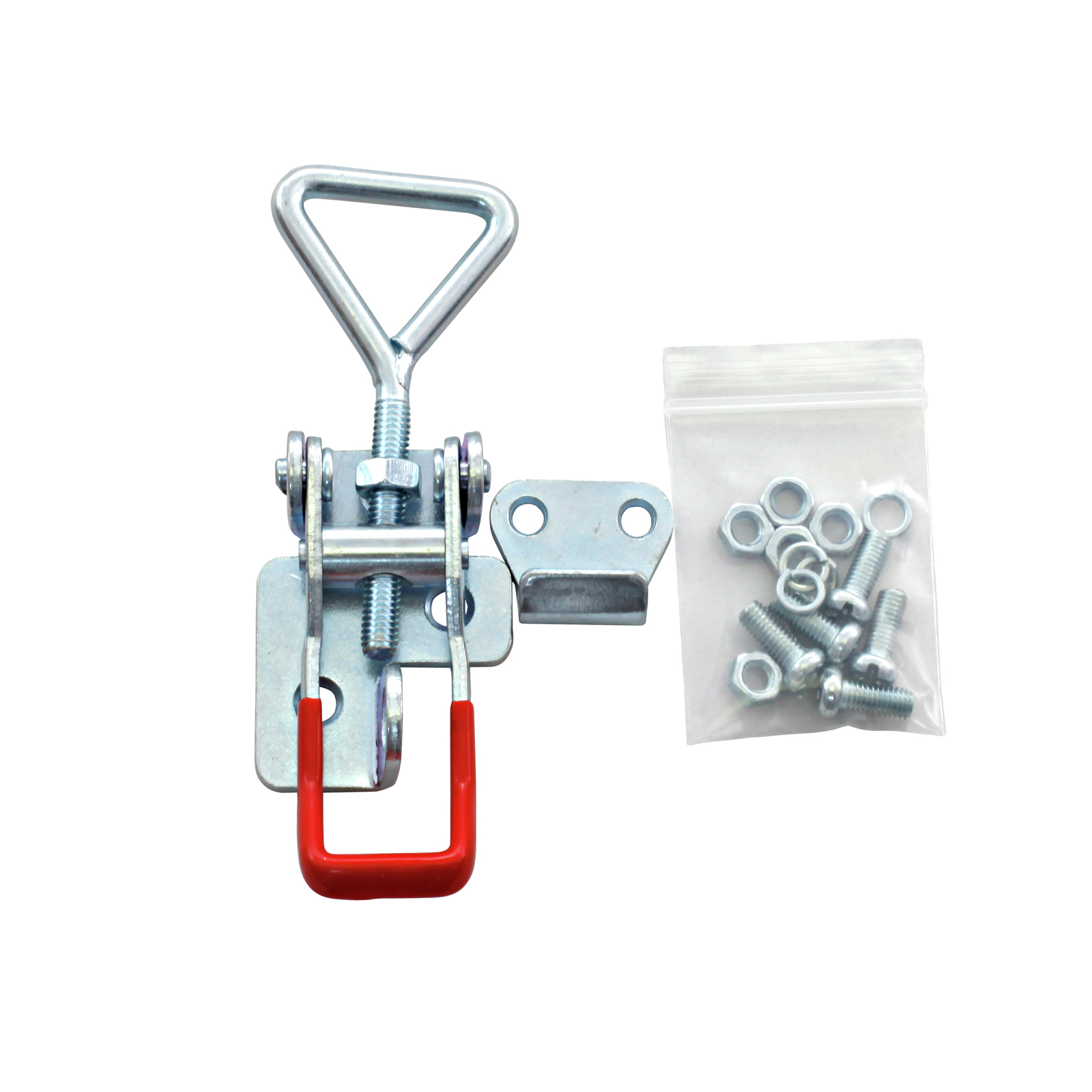 Syneco 115 - 125mm Zinc Plated Adjustable Toggle Latch