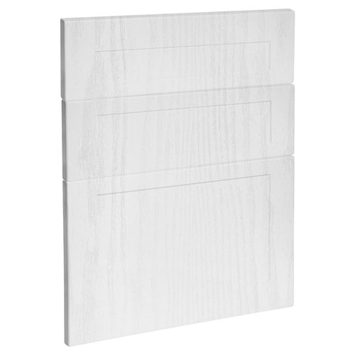 Kaboodle 600mm Provincial White Alpine 3 Drawer Panels