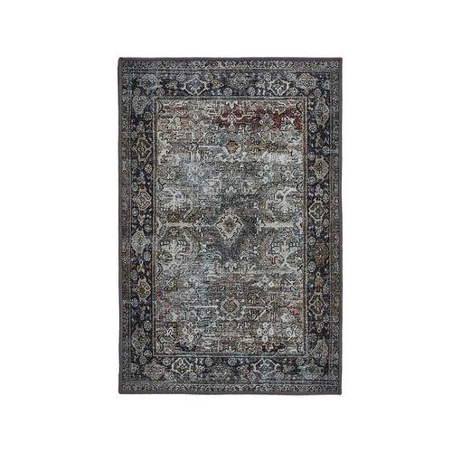 90 x 60cm Shakespeare Dark Polyester Indoor Mat