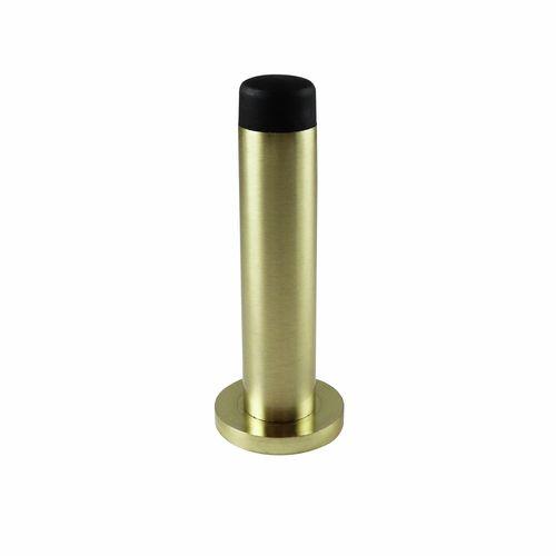 Adoored 85mm Brushed Brass Monument Door Stop