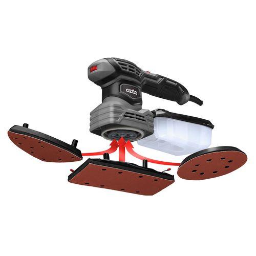 Ozito 200W Multi Sander Kit