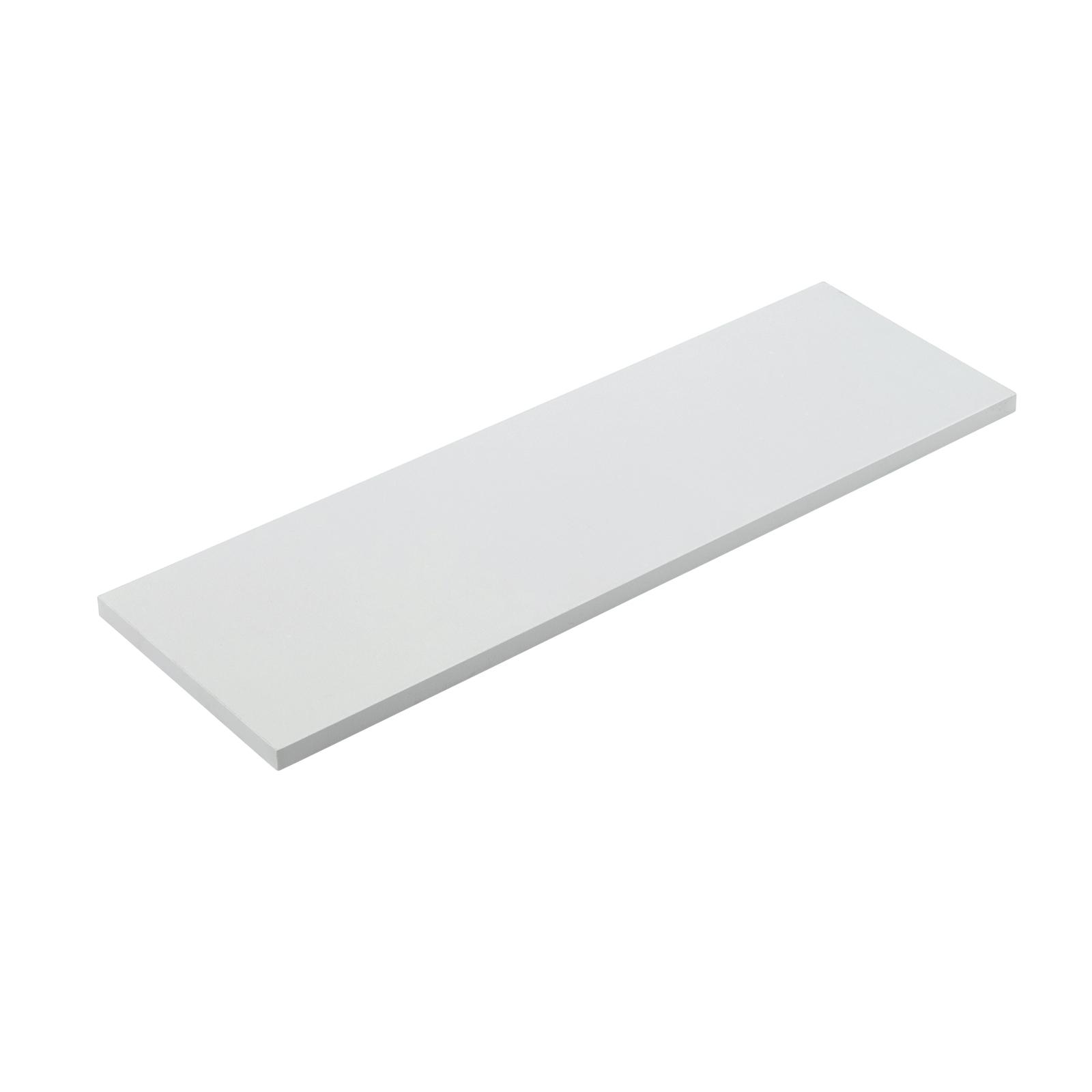 Flexi Storage Home Solutions 600 x 16 x 200mm White Shelf