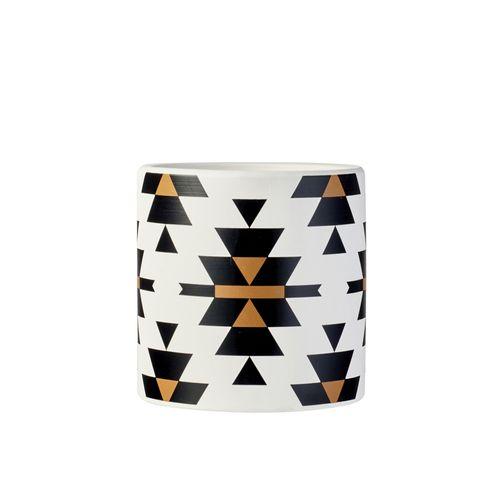 Waxworks Citronella Wind Resistant Tribal Drum Candle