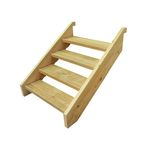 Outdoor Decking Stair Kits