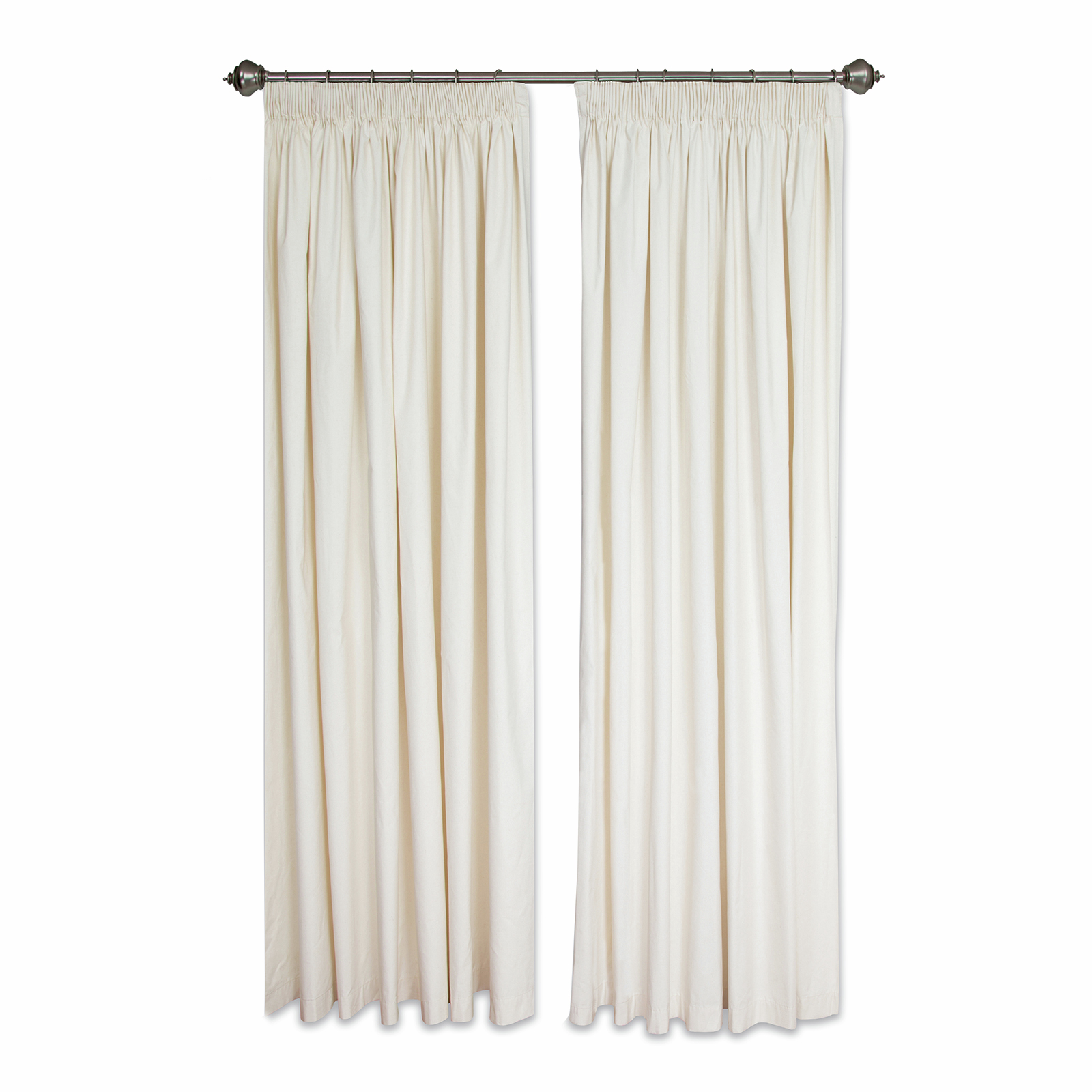 Homebase 1.5 x 1.6m Calico Thermal Curtain