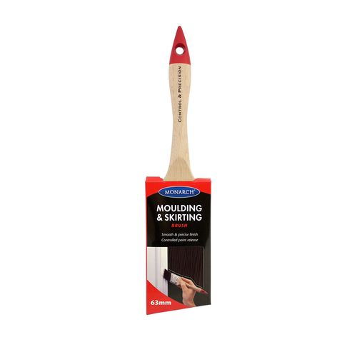 Monarch 63mm Moulding And Skirting Synthetic Paint Brush