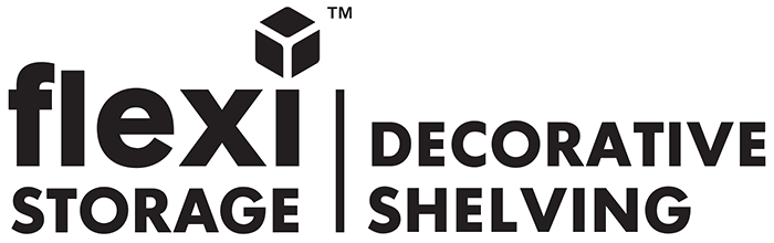 Logo - Flexi Storage Decorative Shelving