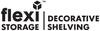 Flexi Storage Decorative Shelving