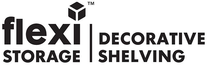 Flexi Storage Decorative Shelving logo