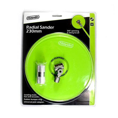 Haydn 230mm Radial Sander