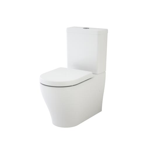Caroma WELS 4 Star 3.5L/min Luna Cleanflush Toilet Suite