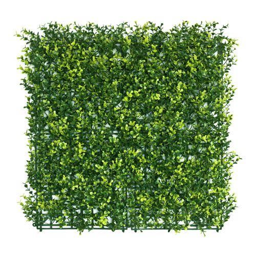 UN-REAL 50 x 50cm Golden Box Artificial Hedge Tile