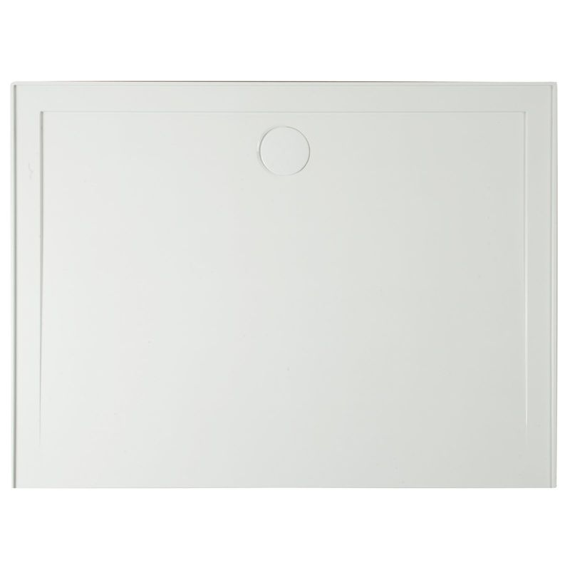 Resonance 1200 x 900mm White Shower Base