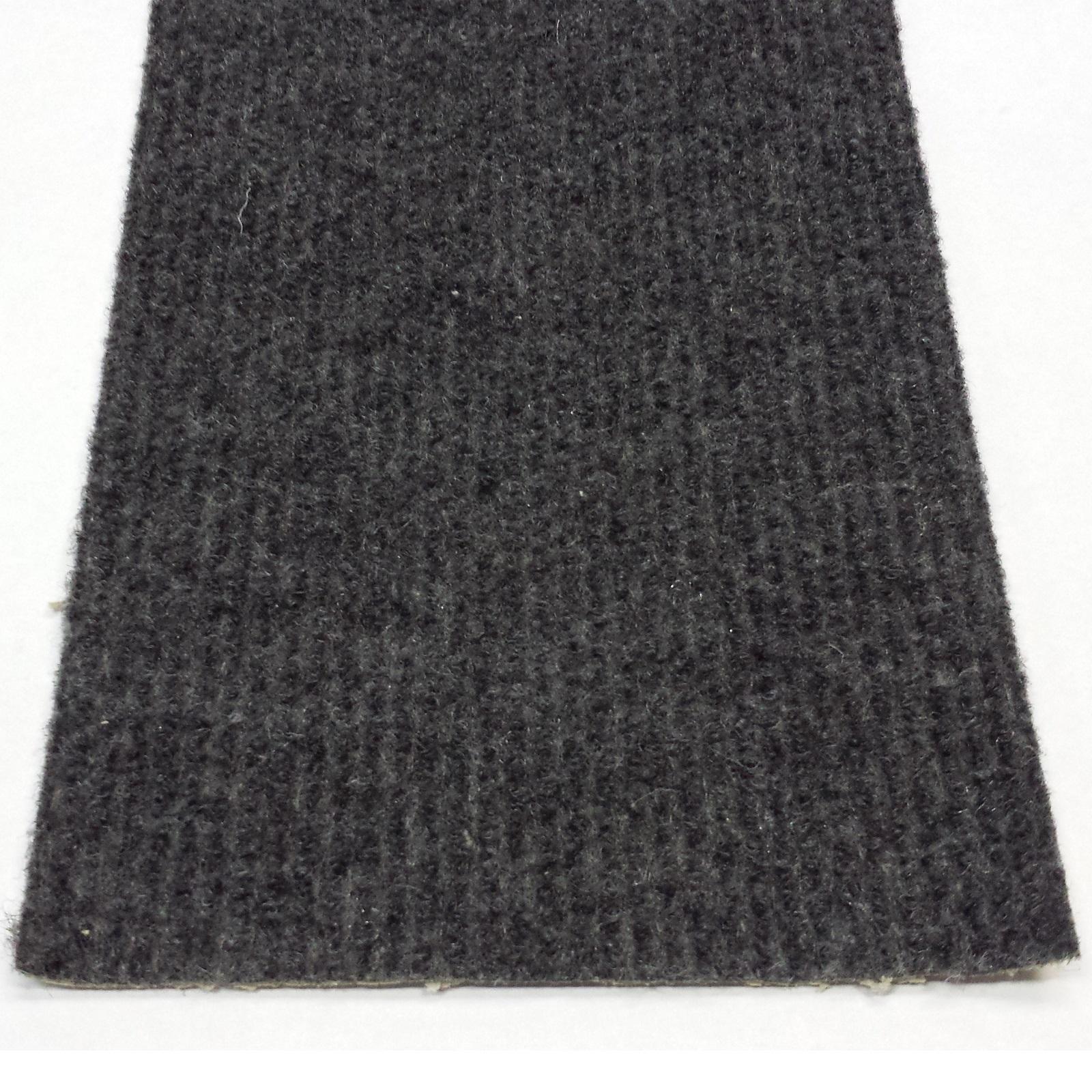 Ideal DIY Floors 2m Quartz 0015 Deco Ribbed Foambak Indoor Carpet
