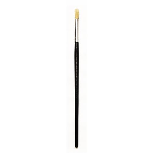 Renoir Hog Hair Round Craft Paint Brush - Size 8