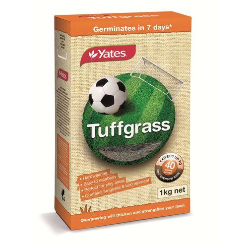 Yates 1kg Tuffgrass Lawn Seed
