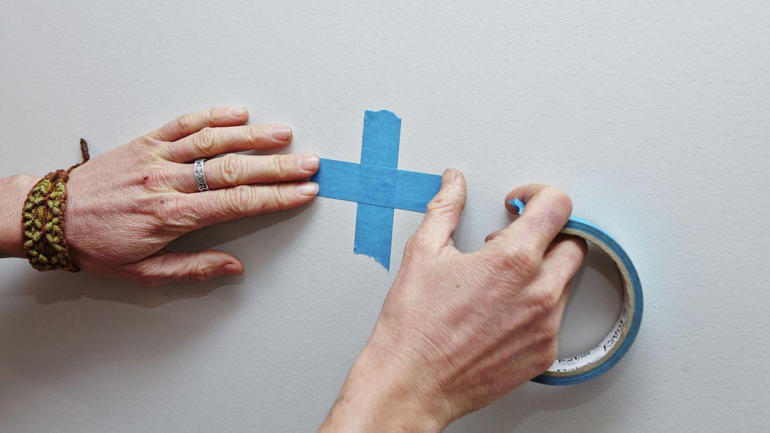 DIY Step Image - How to install masonry fixings . Blob storage upload.