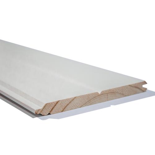Selex 2400 x 140 x 12mm Pine Primed Shiplap Lining Board