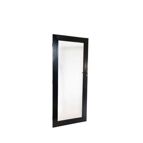 Protector Aluminium 808-848 x 2030-2070mm Custom Adjustable Stainless Steel Barrier Door