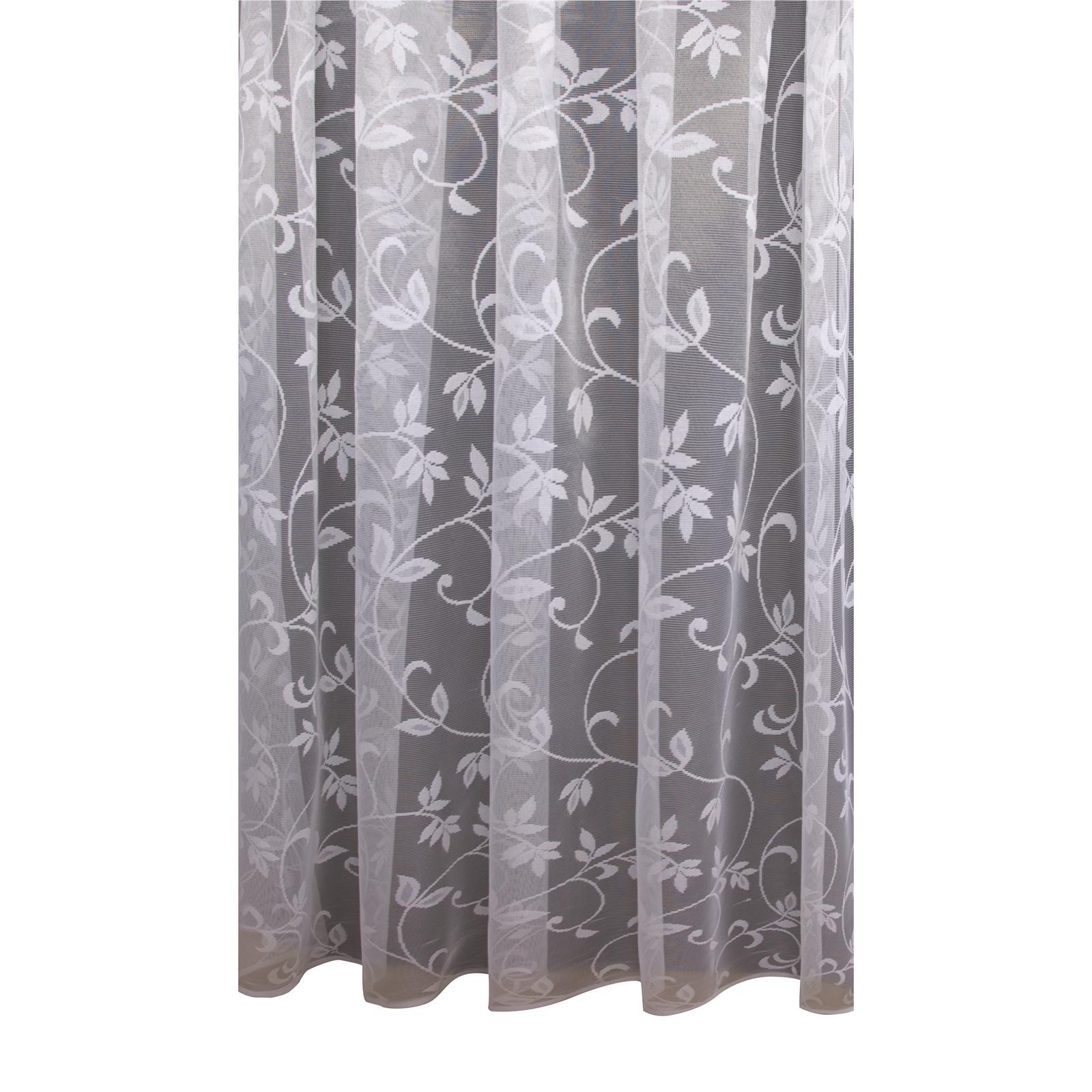 Homebase 1.5 - 2.3 x 2.13m Camille Sheer Curtain