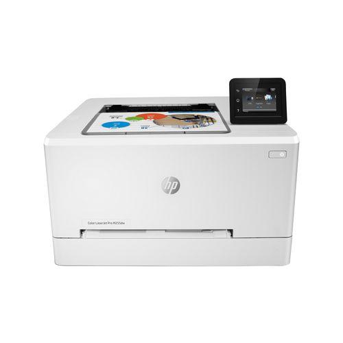 HP Color LaserJet Pro M255dw with 4 Geniune HP toners - Bundle