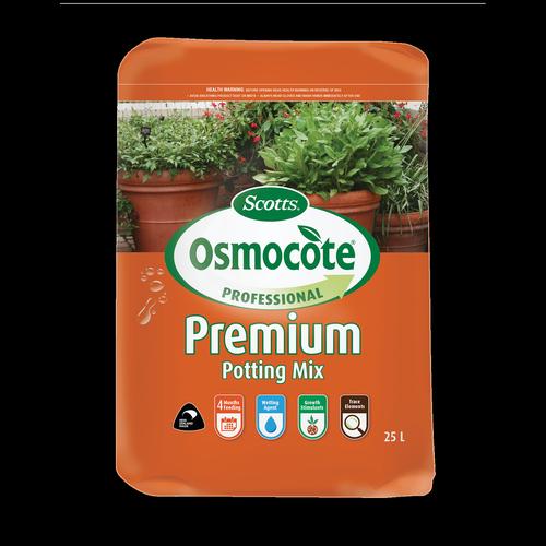 Scotts Osmocote Professional 25L Premium Potting Mix