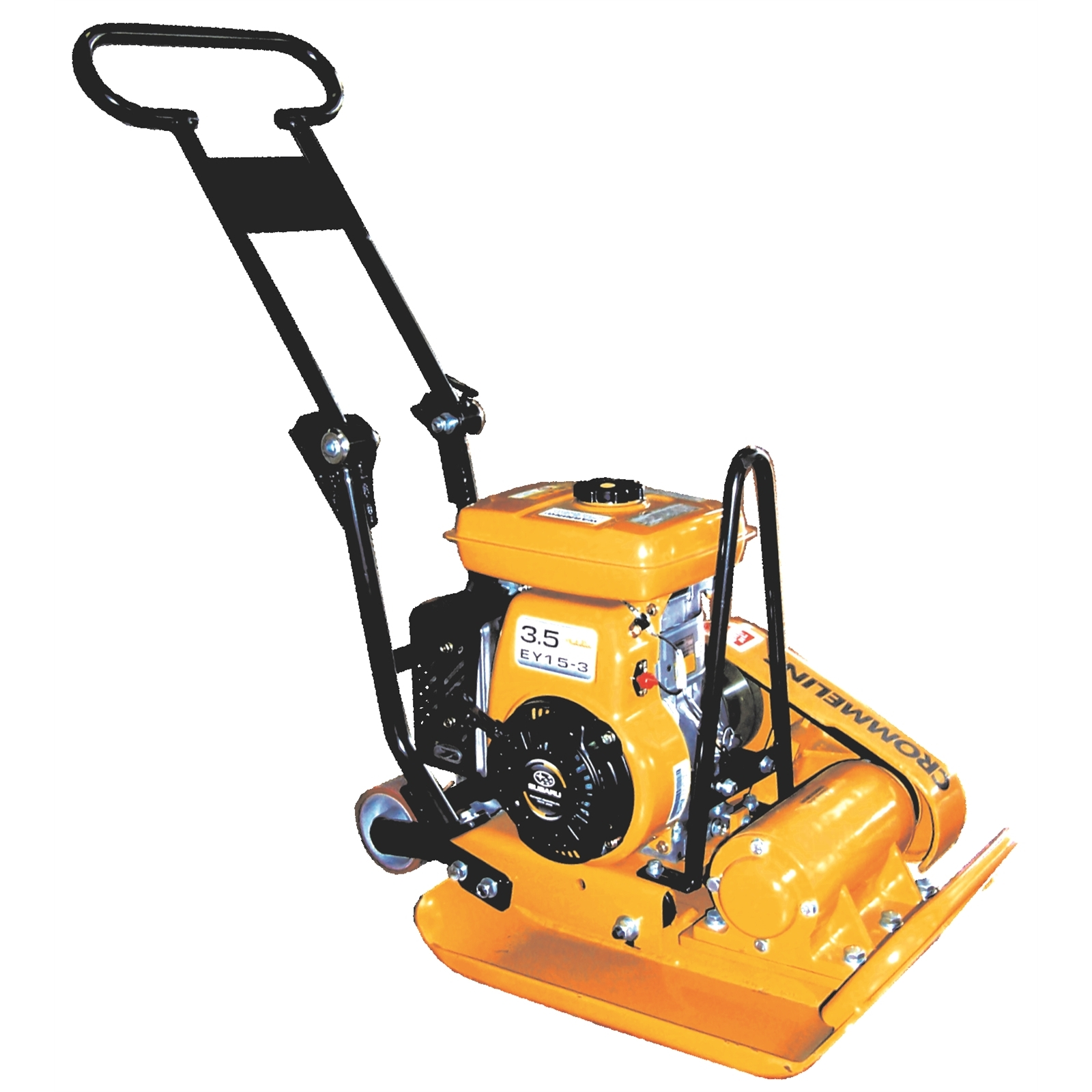 For Hire: Large Compactor