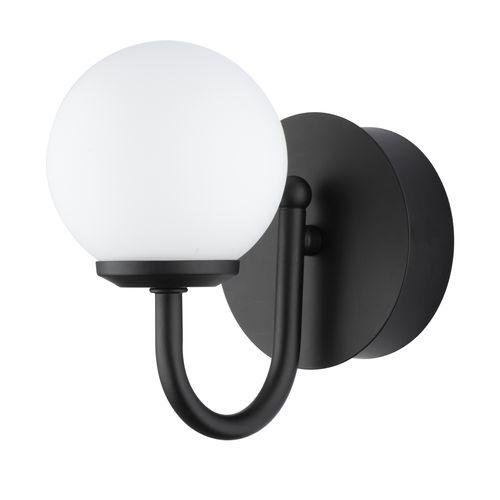 Verve Design 6W Black Victoria Bathroom Vanity Light