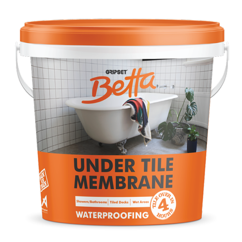Gripset Betta 10L Bondall Under Tile Membrane