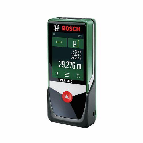 Bosch 50m PLR 50C Digital Laser Measure