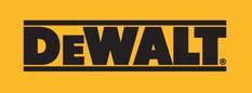 Logo - DeWALT