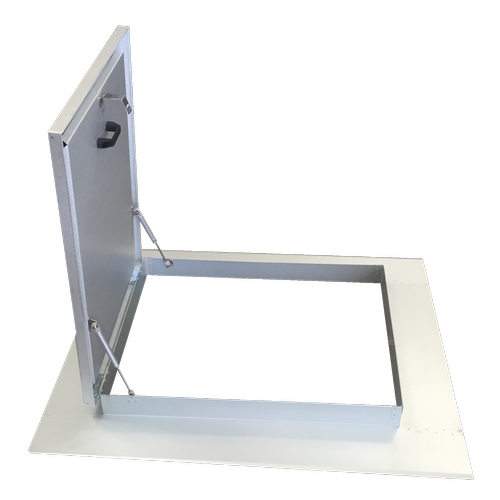 EzyLite 800 x 600mm Roof Access Hatch - For Tray Deck Roof