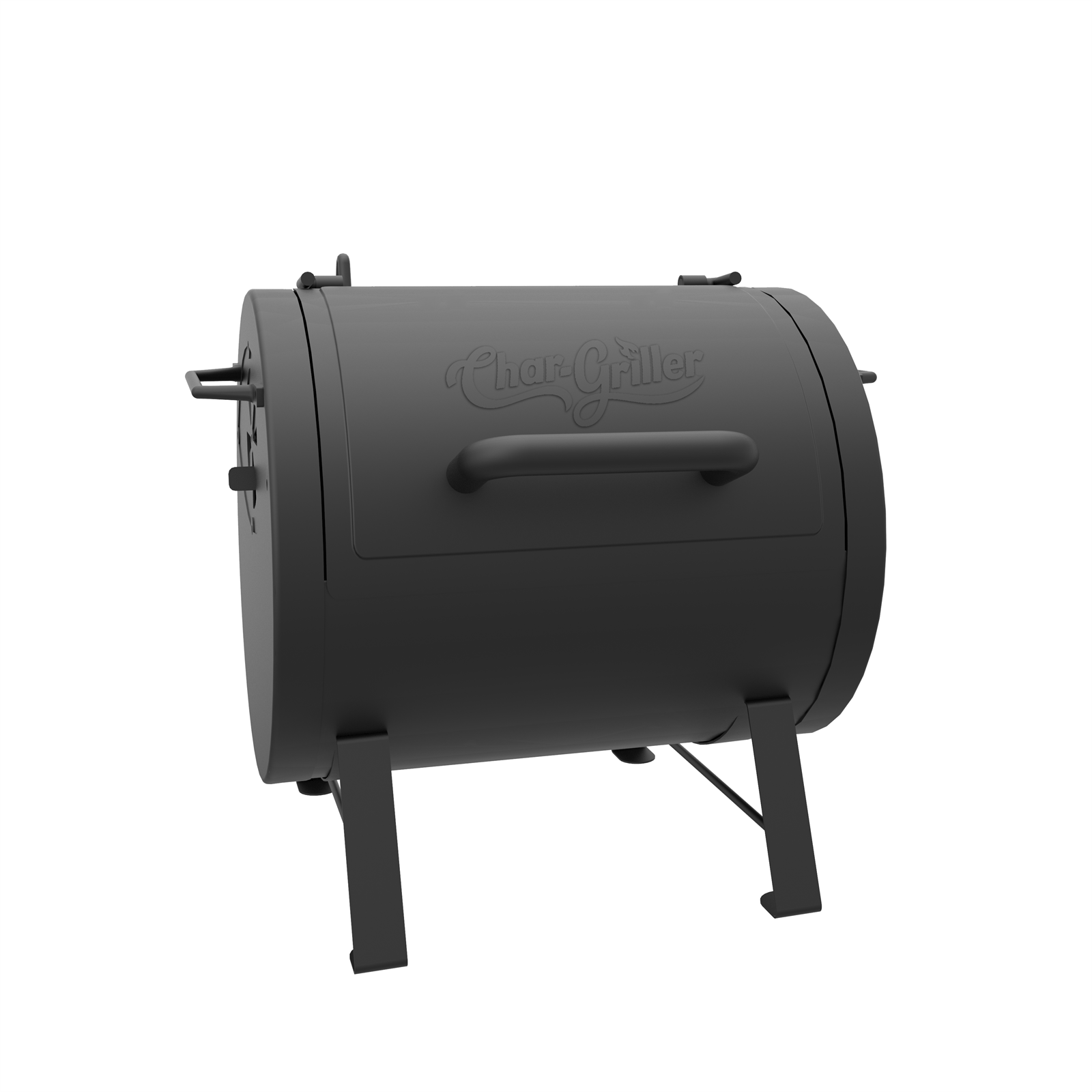 Char-Griller Deluxe Side Fire Box