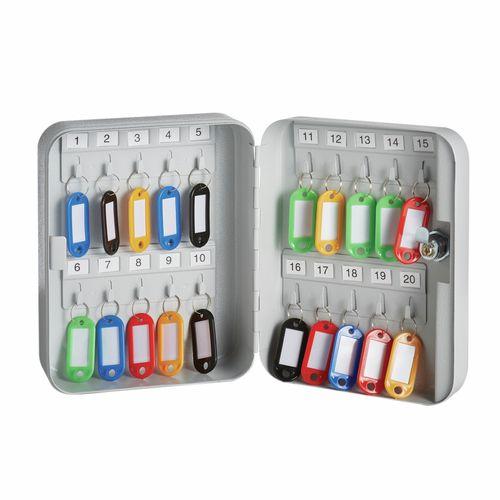 Sandleford 200 x 160 x 80mm Key Cabinet - 20 Keys