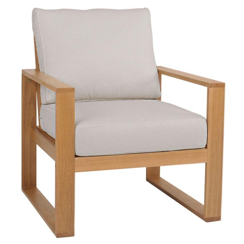 Malibu 1 Seater Lounge