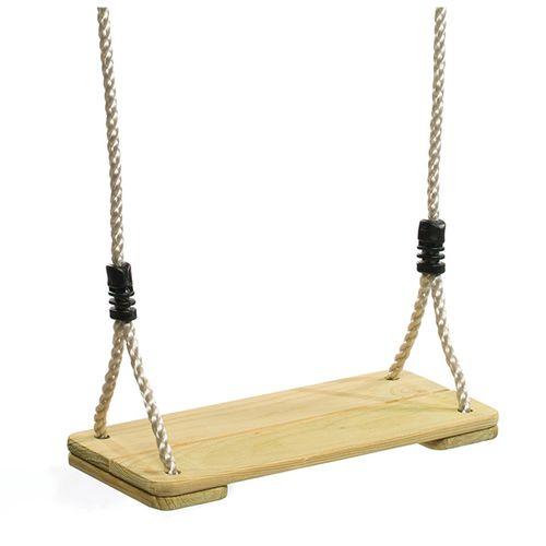 Swing Slide Climb Timber Swing Seat