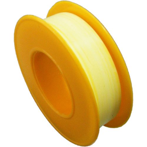 Kinetic Thread Seal Gas Tape 12mmx10m Yellow