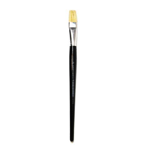 Renoir Hog Hair Flat Craft Paint Brush - Size 20