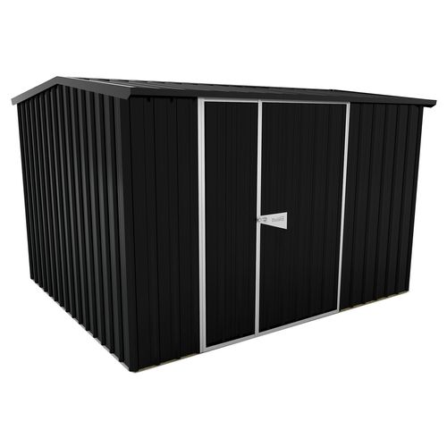 Duratuf Sentry 3.0 x 2.5m Ebony Gable Shed