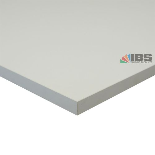 IBS Mini Panel 1800 x 600 x 16mm White Melamine