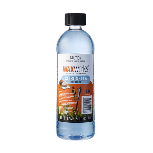 Waxworks Coconut Scented Lamp Oil