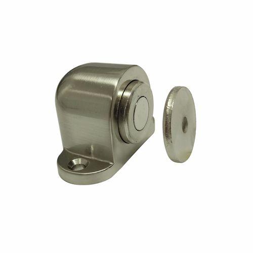 Adoored 40mm Satin Chrome Roll Magnet Door Stop