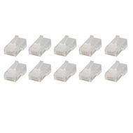 Antsig RJ45 Modular Connectors - 10 Pack