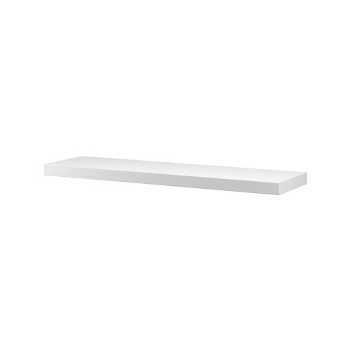 Montgomery White Matte 900 x 38 x 235mm Floating Shelf