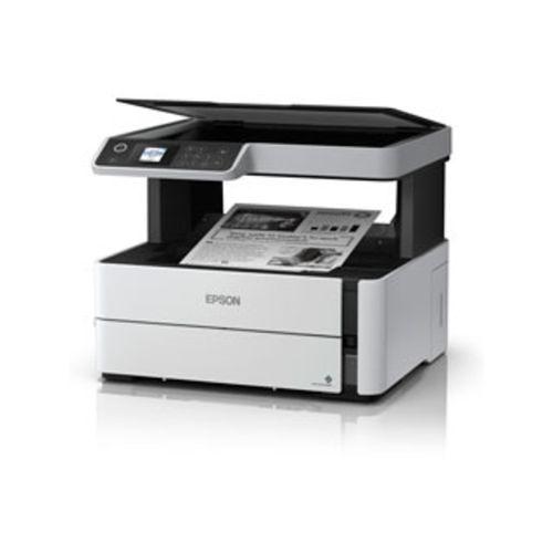 Epson EcoTank ET-M2170 A4 Mono Inkjet MFP - Print, Copy, Scan, Ethernet, Wi-Fi Direct