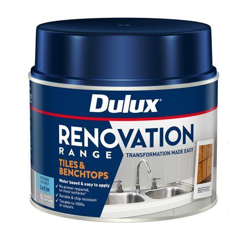 Dulux 1L Renovation Range Tiles & Benchtops Satin Deep